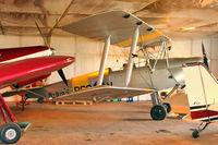 G-DHZF @ EGBK - 1939 De Havilland DH-82A, c/n: 82309