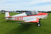 G-BEZZ @ EGBK - at the at the LAA Rally 2012, Sywell - by Chris Hall