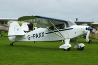 G-PAXX @ EGBK - at the at the LAA Rally 2012, Sywell - by Chris Hall