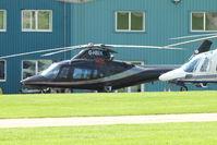 G-HBEK @ EGBK - 1996 Agusta A-109C, c/n: 7633