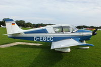 D-EGCC @ EGBK - at the at the LAA Rally 2012, Sywell - by Chris Hall