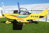 G-LAIR @ EGBK - 2006 Swallow Dl, Raby St And O\'broin Ae GLASAIR IIS FT, c/n: PFA 149-11923