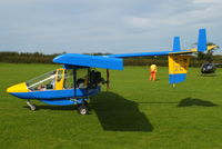G-MZCT @ EGBK - at the at the LAA Rally 2012, Sywell - by Chris Hall
