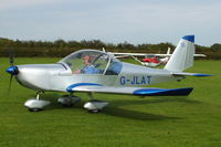 G-JLAT @ EGBK - at the at the LAA Rally 2012, Sywell - by Chris Hall
