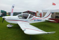 G-TMAX @ EGBK - at the at the LAA Rally 2012, Sywell - by Chris Hall