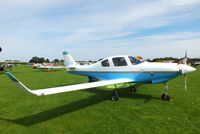 SE-XXX @ EGBK - at the at the LAA Rally 2012, Sywell - by Chris Hall