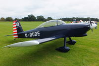 G-DUDE @ EGBK - at the at the LAA Rally 2012, Sywell - by Chris Hall