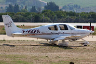 F-HBPN - SR20 - Not Available