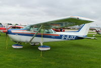 G-BJXZ @ EGBK - at the at the LAA Rally 2012, Sywell - by Chris Hall