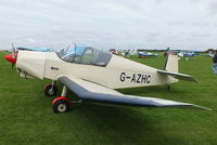 G-AZHC @ EGBK - at the at the LAA Rally 2012, Sywell - by Chris Hall