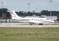 N817MB @ ORL - Cessna 650
