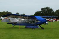 G-CBAS @ EGBK - at the at the LAA Rally 2012, Sywell - by Chris Hall