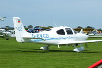 D-EWCD @ EGBK - at the at the LAA Rally 2012, Sywell - by Chris Hall