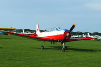 G-BMJY @ EGBK - at the at the LAA Rally 2012, Sywell - by Chris Hall