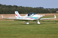 OK-JUA 03 @ X3CX - Just landed. - by Graham Reeve