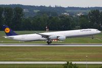 D-AIHQ @ EDDM - Lufthansa - by Loetsch Andreas