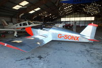 G-SONX photo, click to enlarge