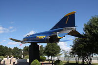 153812 @ BKL - Cleveland air races monument - by olivier Cortot