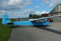 BGA740 @ X4PK - Wolds Gliding Club at Pocklington Airfield - by Chris Hall