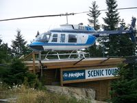 C-GLMX - taken late September 2008 on Grouse Mountain, Vancouver, BC - by Neil Henry
