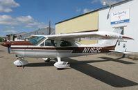 N1162C @ KMGG - 2012 Maple Lake Fly-in Pork Chopper Dinner - by Kreg Anderson