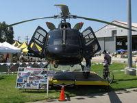 N36CD @ CMA - American Eurocopter AS350B SuperStar, one Turbomeca ARRIEL 2B 847 shp, 3 blade rotor, Hot & High optimized model. - by Doug Robertson