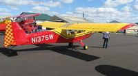 N137SW @ KMGG - 2012 Maple Lake Fly-in Pork Chopper Dinner - by Kreg Anderson