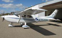 N3549H @ KMGG - 2012 Maple Lake Fly-in Pork Chopper Dinner - by Kreg Anderson