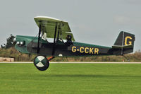 G-CCKR @ EGBK - A visitor to the 2012 LAA Rally at Sywell