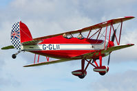 G-GLII @ EGBK - A visitor to the 2012 LAA Rally at Sywell