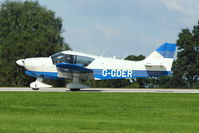 G-GDER @ EGBK - A visitor to the 2012 LAA Rally at Sywell