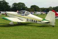 G-IRAR @ EGBK - A visitor to 2012 LAA Rally at Sywell