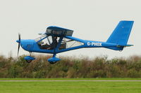 G-PHOX @ EGBK - A visitor to 2012 LAA Rally at Sywell