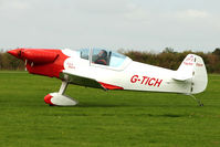 G-TICH @ EGBK - A visitor to 2012 LAA Rally at Sywell