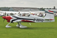 G-CGYO @ EGBK - A visitor to 2012 LAA Rally at Sywell