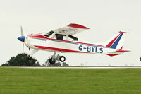 G-BYLS @ EGBK - A visitor to 2012 LAA Rally at Sywell