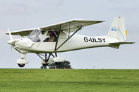 G-ULSY @ EGBK - A visitor to 2012 LAA Rally at Sywell