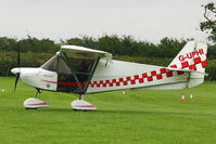 G-UPHI @ EGBK - A visitor to 2012 LAA Rally at Sywell