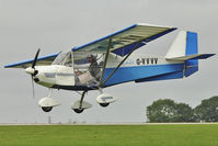G-VVVV @ EGBK - A visitor to 2012 LAA Rally at Sywell