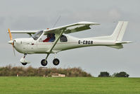 G-CBGR @ EGBK - A visitor to 2012 LAA Rally at Sywell