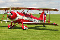 G-GLII @ EGBK - A visitor to 2012 LAA Rally at Sywell