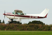 G-BTMK @ EGBK - A visitor to 2012 LAA Rally at Sywell