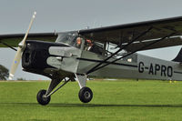 G-APRO @ EGBK - A visitor to 2012 LAA Rally at Sywell