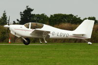 G-LDVO @ EGBK - A visitor to 2012 LAA Rally at Sywell