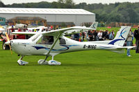 G-NIGC @ EGBK - A visitor to 2012 LAA Rally at Sywell