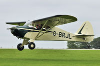 G-BRJL @ EGBK - A visitor to 2012 LAA Rally at Sywell