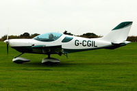 G-CGIL @ EGBK - A visitor to 2012 LAA Rally at Sywell
