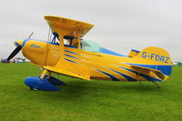 G-FORZ @ EGBK - A visitor to 2012 LAA Rally at Sywell