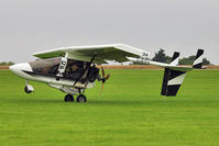 G-MTFU @ EGBK - A visitor to 2012 LAA Rally at Sywell