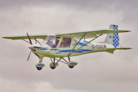 G-CDCM @ EGBK - A visitor to 2012 LAA Rally at Sywell